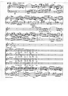 Часть I: No.26 by Иоганн Себастьян Бах