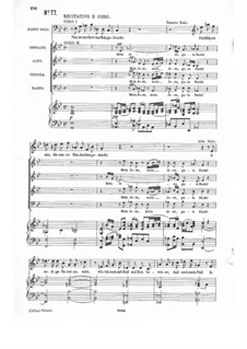 Часть II: No.77 by Иоганн Себастьян Бах