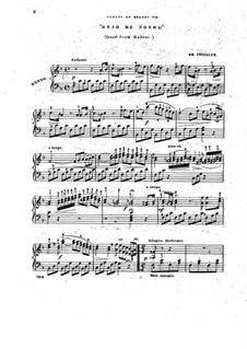Scraps of Melody for Young Pianists, Op.23: No.3 Hear Me Norma by William Dressler