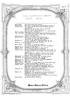 Аллилуйя, Op.25: Аллилуйя by Шарль Валантен Алькан