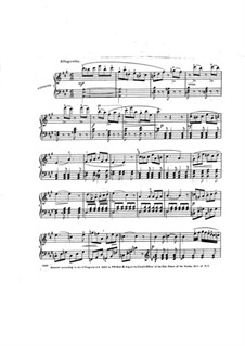 Scraps of Melody for Young Pianists, Op.23: No.14 The Mountain Daisy by William Dressler