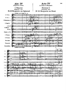 Фауст: Акт IV by Шарль Гуно