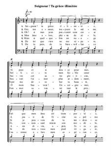 Seigneur! Ta grâce illimitée: Seigneur! Ta grâce illimitée by Анри Малан