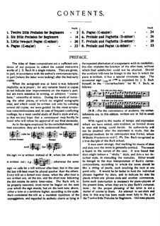 Избранные прелюдии и фуги: Избранные прелюдии и фуги by Иоганн Себастьян Бах
