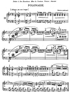 Полонез соль минор, B.1 KK IIa/1: Для фортепиано by Фредерик Шопен