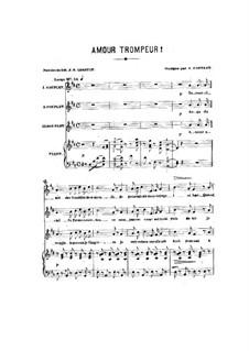 Amour Trompeur: Amour Trompeur by Алексис Контан