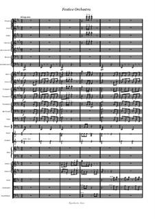 Праздничный Оркестр: Праздничный Оркестр by Константин Савин