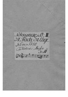 Трио-соната для блокфлейты, гобоя и бассо континуо до минор, TWV 42:c2: Трио-соната для блокфлейты, гобоя и бассо континуо до минор by Георг Филипп Телеманн