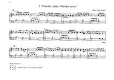 Welscher Tantz: Für Klavier by Ганс Нойзидлер