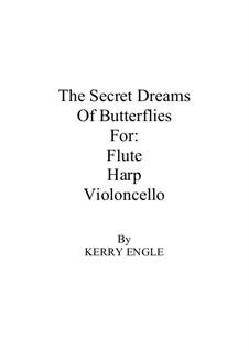 The Secret Dreams of Butterflies: The Secret Dreams of Butterflies by Kerry Engle