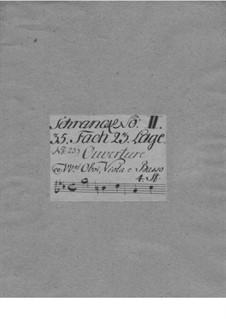 Сюита для струнных и бассо континуо до минор, TWV 55:c2: Сюита для струнных и бассо континуо до минор by Георг Филипп Телеманн