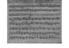 Концерт для двух скрипок, струнных и бассо континуо соль мажор, TWV 52:G2: Концерт для двух скрипок, струнных и бассо континуо соль мажор by Георг Филипп Телеманн