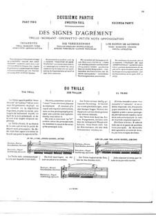 Полный метод игры на флейте: Часть II by Поль Таффанель, Филипп Гобер