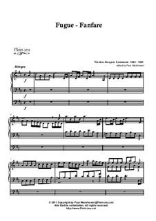 Fugue-Fanfare: Fugue-Fanfare by Жак Николя Лемменс
