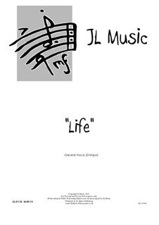 Life: Ре мажор by John Lovell