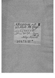 Кончерто гроссо No.4 фа мажор, Op.8: Кончерто гроссо No.4 фа мажор by Иоганн Кристоф Пепуш