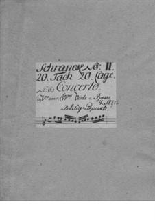 Кончерто гроссо No.6 фа мажор, Op.8: Кончерто гроссо No.6 фа мажор by Иоганн Кристоф Пепуш