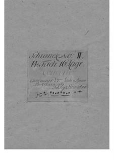 Кончерто гроссо фа мажор, SeiH 231 Hwv I:15: Кончерто гроссо фа мажор by Иоганн Давид Хайнихен