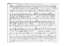 Цезарь Александрийский: Интермеццо II by Джузеппе Антонио Винченцо Альдровандини