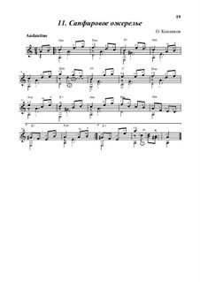 Сапфировое ожерелье, Op.14: Сапфировое ожерелье by Олег Копенков