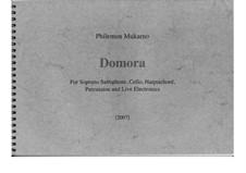 Domora: Domora by Philemon Mukarno