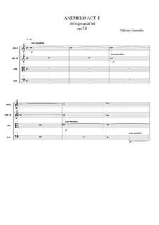 Anemelo, Op.31: Anemelo by Nikolas Giamalis