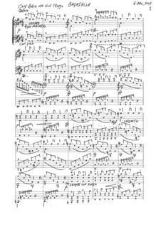 Bagatelle No.1: Bagatelle No.1 by Thurstan Bassett