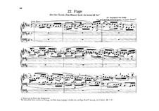 Фуга на тему хорала 'Vom Himmel hoch da komm ich her': Фуга на тему хорала 'Vom Himmel hoch da komm ich her' by Иммануэль Готлоб Фридрих Файст