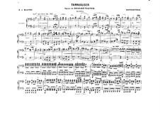 Вся опера: Для фортепиано в 4 руки by Рихард Вагнер