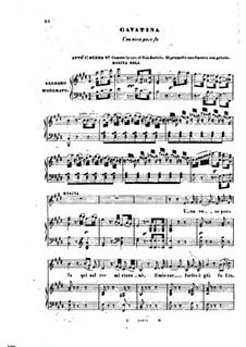 Севильский цирюльник: Una voce poco fa by Джоаккино Россини