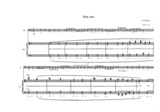 Song for Bass and piano No.1 on a poem of Lucien Paté, MVWV 184: Song for Bass and piano No.1 on a poem of Lucien Paté by Maurice Verheul