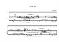 Song for Bass and piano No.16 on a poem of Auguste Lacaussade, MVWV 198: Song for Bass and piano No.16 on a poem of Auguste Lacaussade by Maurice Verheul