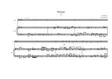 Song for Bass and piano No.18 on a poem of Rodolphe Darzens, MVWV 199: Song for Bass and piano No.18 on a poem of Rodolphe Darzens by Maurice Verheul