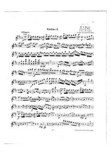 Концерт для фортепиано с оркестром No.5 ре мажор, K.175: Переложение для струнного квинтета by Вольфганг Амадей Моцарт