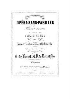 Опера без слов: Опера без слов by Шарль Берио