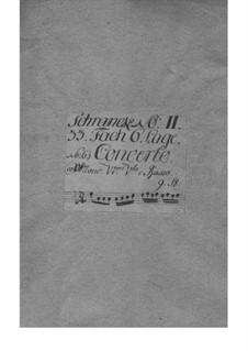 Симфония ля минор, ZWV 189: Симфония ля минор by Ян Дисмас Зеленка