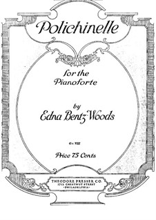 Полишинель: Полишинель by Edna Bentz Woods