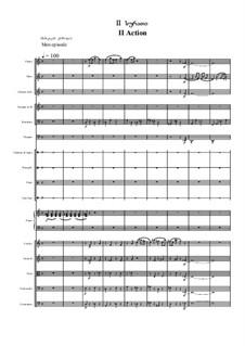 Покер, Op.39: Картина II by Nino Janjgava
