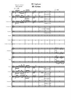 Покер, Op.39: Картина III by Nino Janjgava