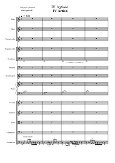 Покер, Op.39: Картина IV by Nino Janjgava