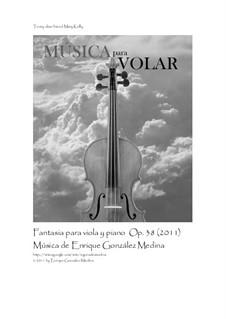 Música para volar, Op.38: Música para volar by Jose Enrique Gonzalez Medina