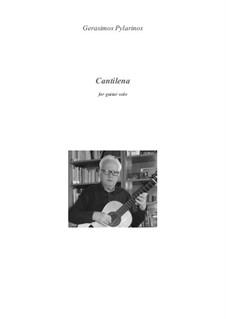 Cantilena: Cantilena by Gerasimos Pylarinos
