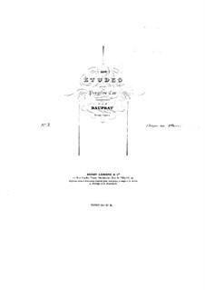 Триста тридцать этюдов для валторны: Триста тридцать этюдов для валторны by Луи Франсуа Допра