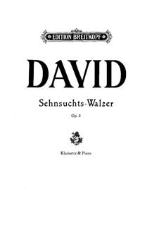 Интродукция и вариации на тему Франца Шуберта, Op.8: Интродукция и вариации на тему Франца Шуберта by Фердинанд Давид