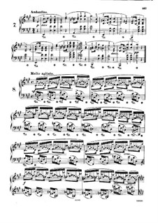 No.7-8: No.7-8 by Фредерик Шопен
