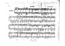 Соната для фортепиано в четыре руки, Op.3: Соната для фортепиано в четыре руки by Фридрих Калькбреннер