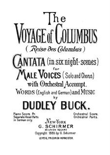 Путешествие Колумба: Путешествие Колумба by Дадли Бак