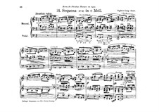 Секвенция No.2 до минор: Секвенция No.2 до минор by Зигфрид Карг-Элерт