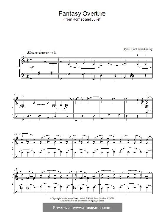 Фрагменты: Аранжировка для фортепиано by Петр Чайковский