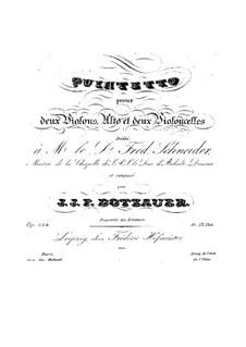Струнный квинтет, Op.134: Струнный квинтет by Фридрих Дотцауэр